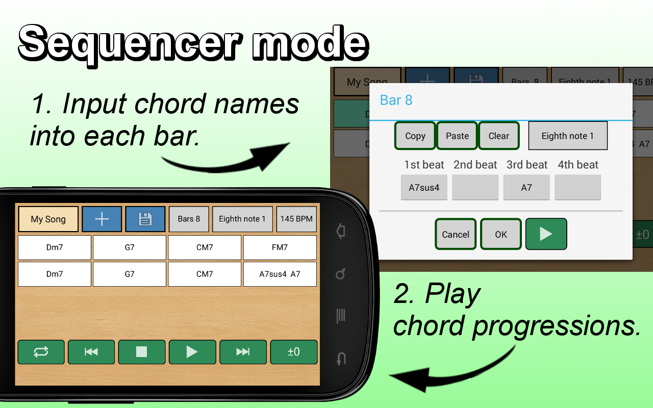 Guitar Chords Player 4413 Apk Download Android Music Audio Apps