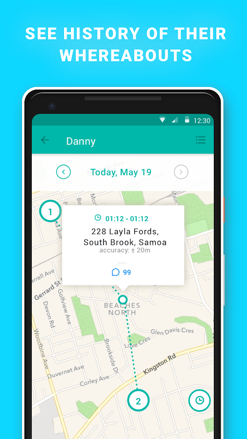 GeoZilla GPS Locator – Find Your Family 5 1 58 APK Download