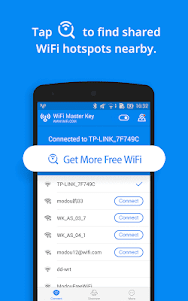 WiFi Master Key - by wifi.com 4.5.78 screenshot 1