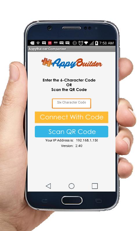 AppyBuilder Companion 2 41 APK Download - Android Education Apps