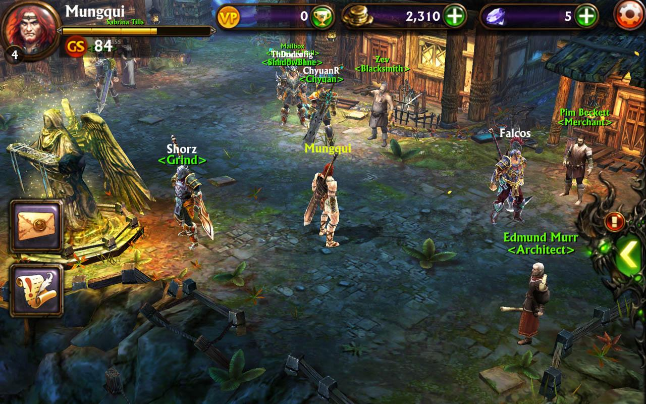 Eternity Warriors 3 4 1 0 Apk Download Android Action Games