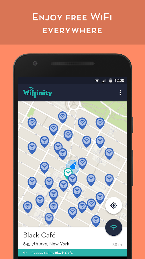 WIFFINITY-WIFI ACCESS PASSWORD 2 3 52 APK Download - Android