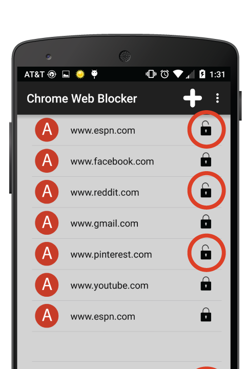 Web Blocker (NO ROOT NEEDED) 0 3 APK Download - Android