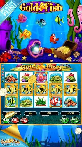 Gold fish casino slots free apk for Gold fish casino