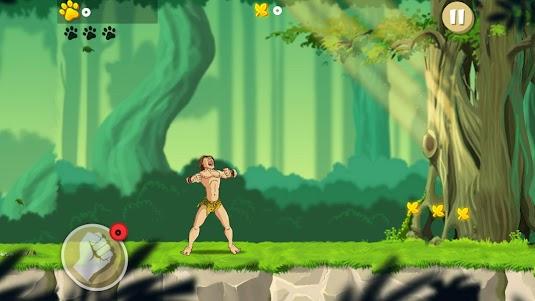 Tarzan Rescue Run 1.0 screenshot 3