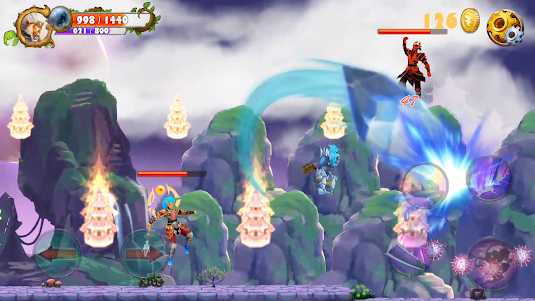 Battle of Wukong 1.1.6 screenshot 12