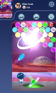 Mars Pop - Bubble Shooter 1.4.0.1098 screenshot 6