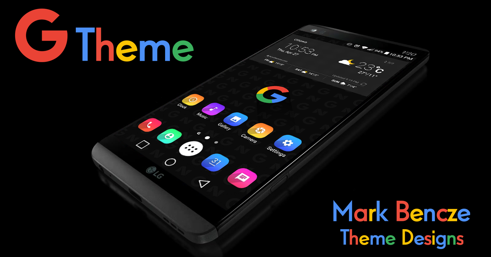 G Theme for LG V20 LG G5 1 0 2 APK Download - Android