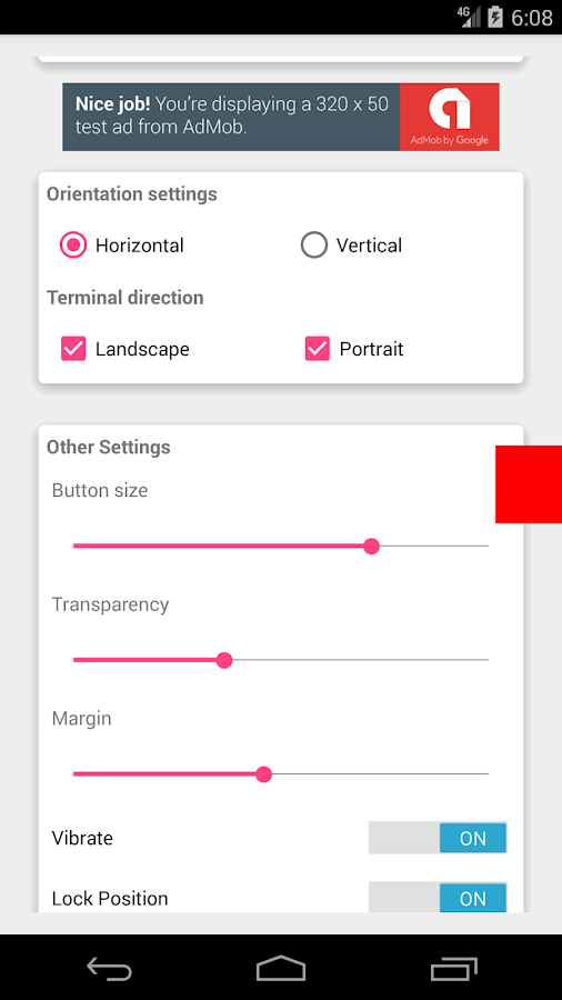 Soft Keys home back button (bottom navigation bar) 1 3 APK