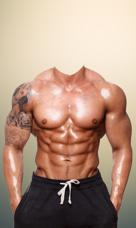 Men Six Pack Frames 1 0 Apk Download Android Photography