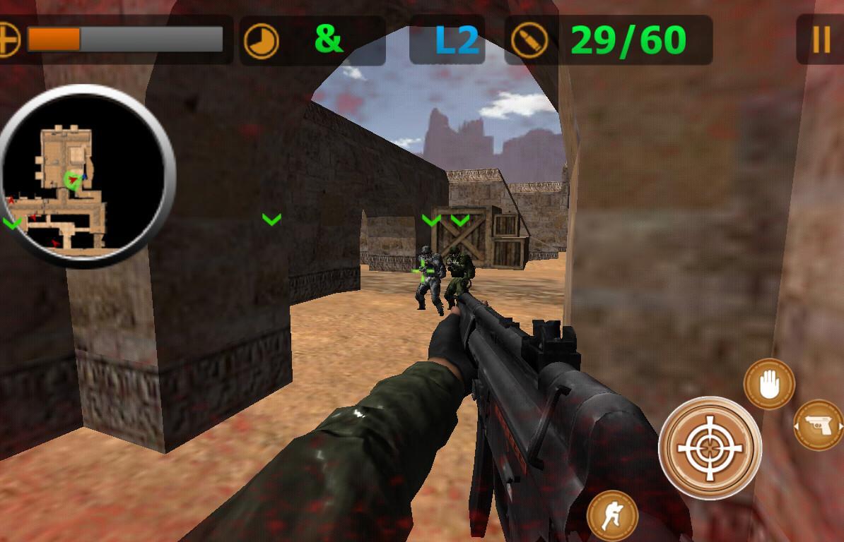 Download Counter Strike 1.6 Single Link