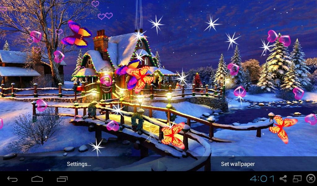 Top 24 Best Free Hd Christmas Wallpapers: 3D Christmas Wallpapers 75.0 APK Download