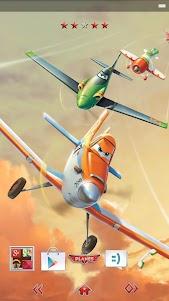 XPERIA™ Planes Theme 1.0.0 screenshot 2
