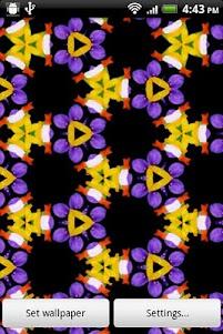 Kaleidoscope Live Wallpaper 1.2 screenshot 3