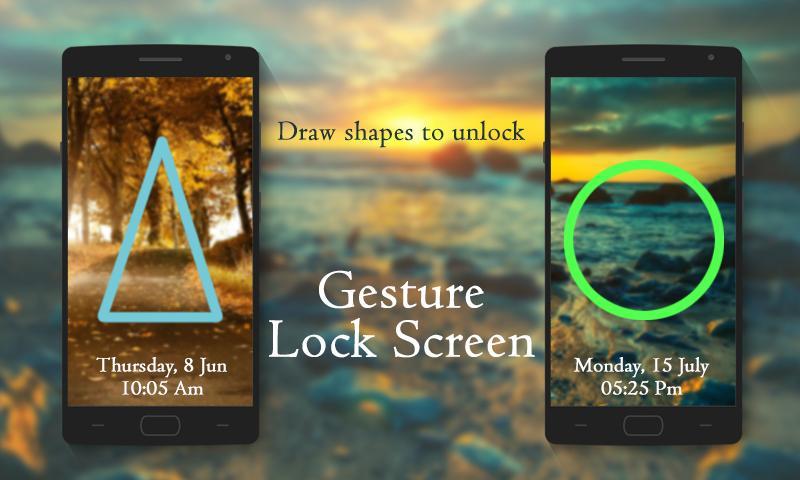 Gesture Signature Lock Screen 1 0 APK Download - Android