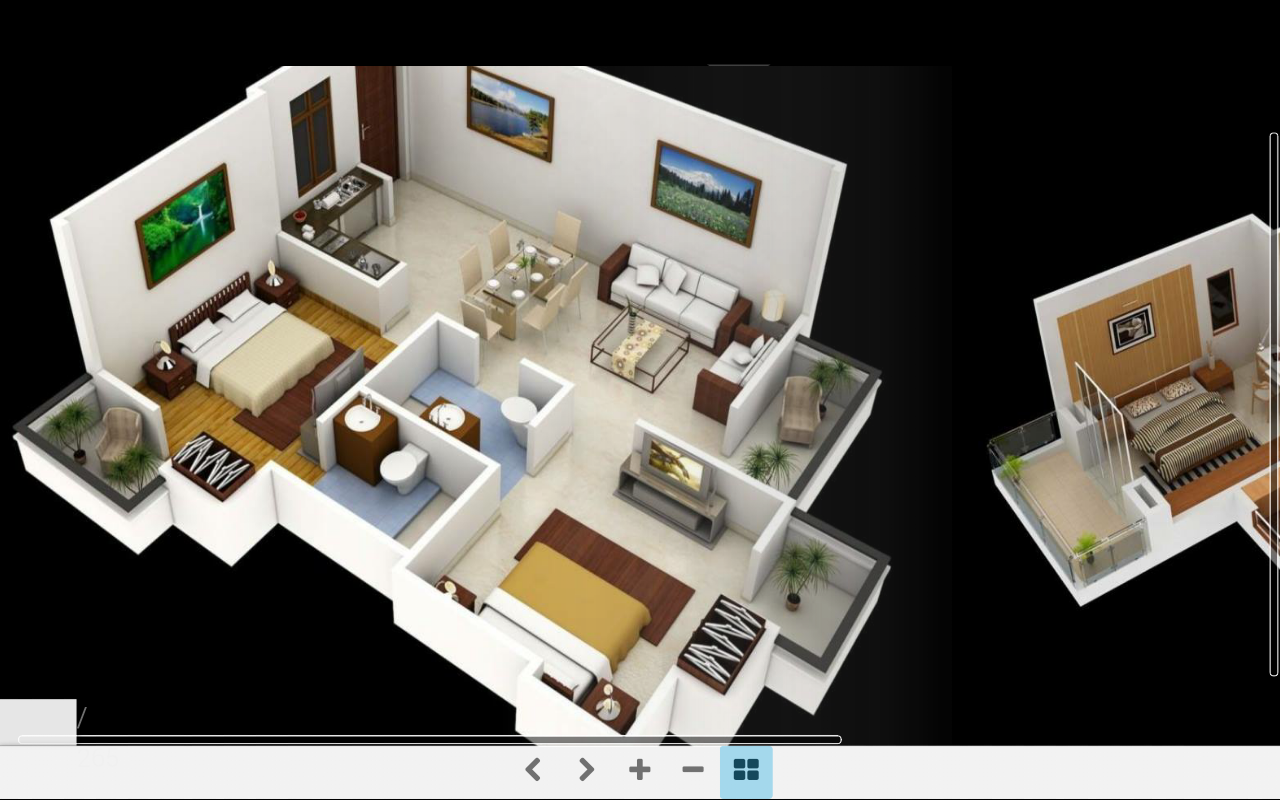 Home 3d design apk - House design plans