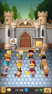 Blacksmith Story-Pixel Game 3.2.0 screenshot 3