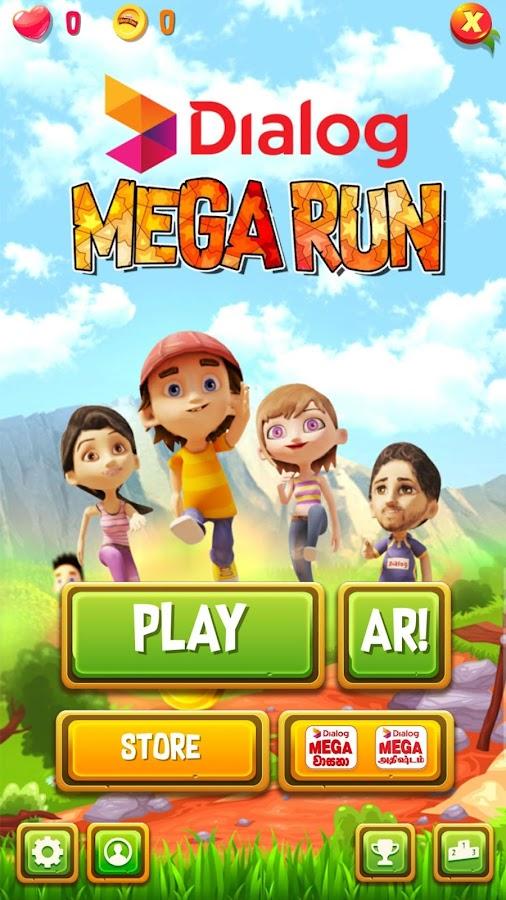 Dialog Mega Run 1 2 4 APK Download - Android Adventure Games
