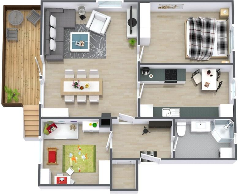 3d House Floor Plan Ideas 3 0 Apk Download Android Lifestyle Apps