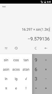 Calculator (no ads) 2018.9.25 screenshot 2