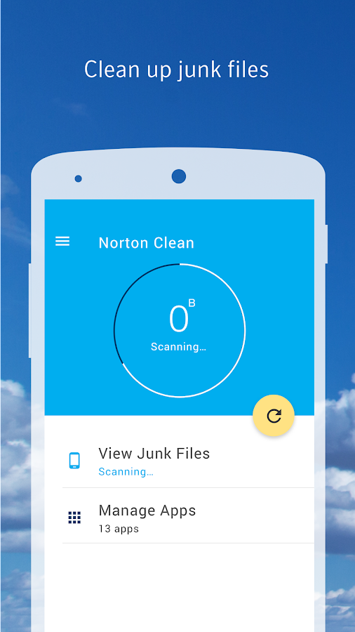Norton Clean, Junk Removal 1 4 2 72 APK Download - Android Tools Apps