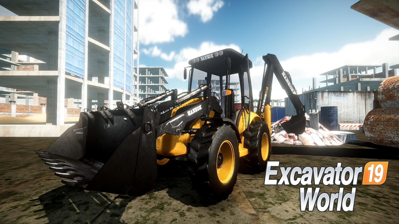 Excavator World 2019 1 APK Download - Android Role Playing Games