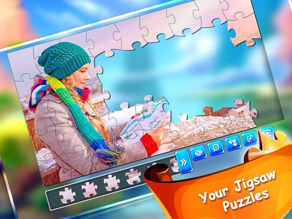 Your Jigsaw Puzzles 3 24 APK Download - Android Puzzle Games
