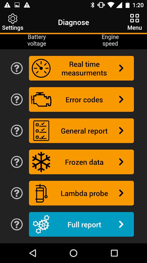 OBDclick - Free Auto Diagnostics OBD ELM327 APK Download