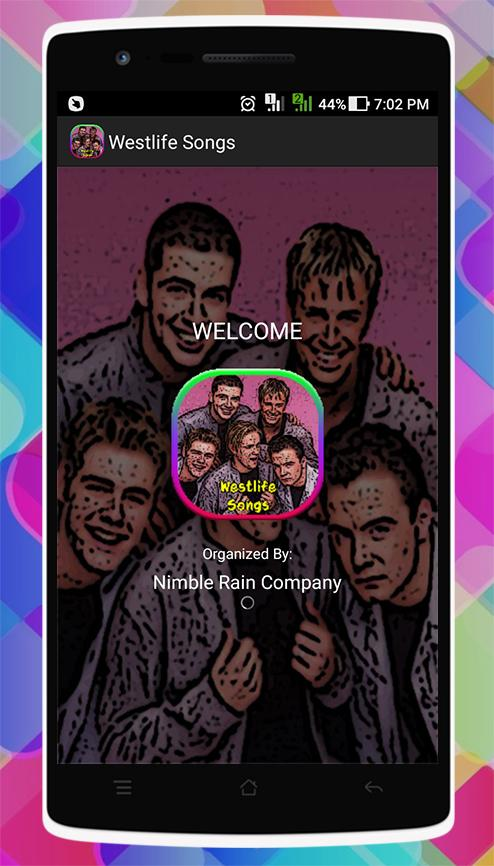 Westlife Songs 3 0 APK Download - Android Music & Audio Apps