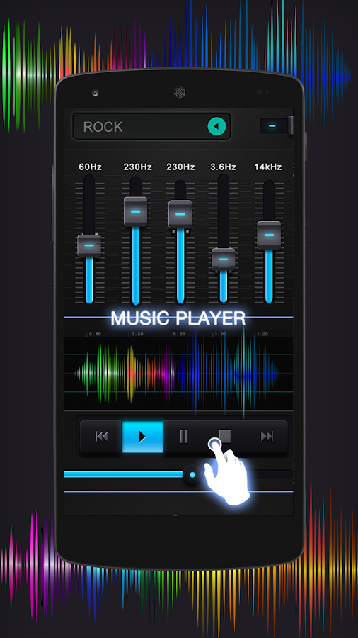 MP3 Dream Equalizer Music App 1 2 APK Download - Android Music