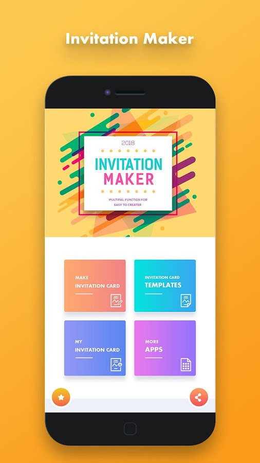 invitation card maker creator rsvp 1 0 4 apk download android