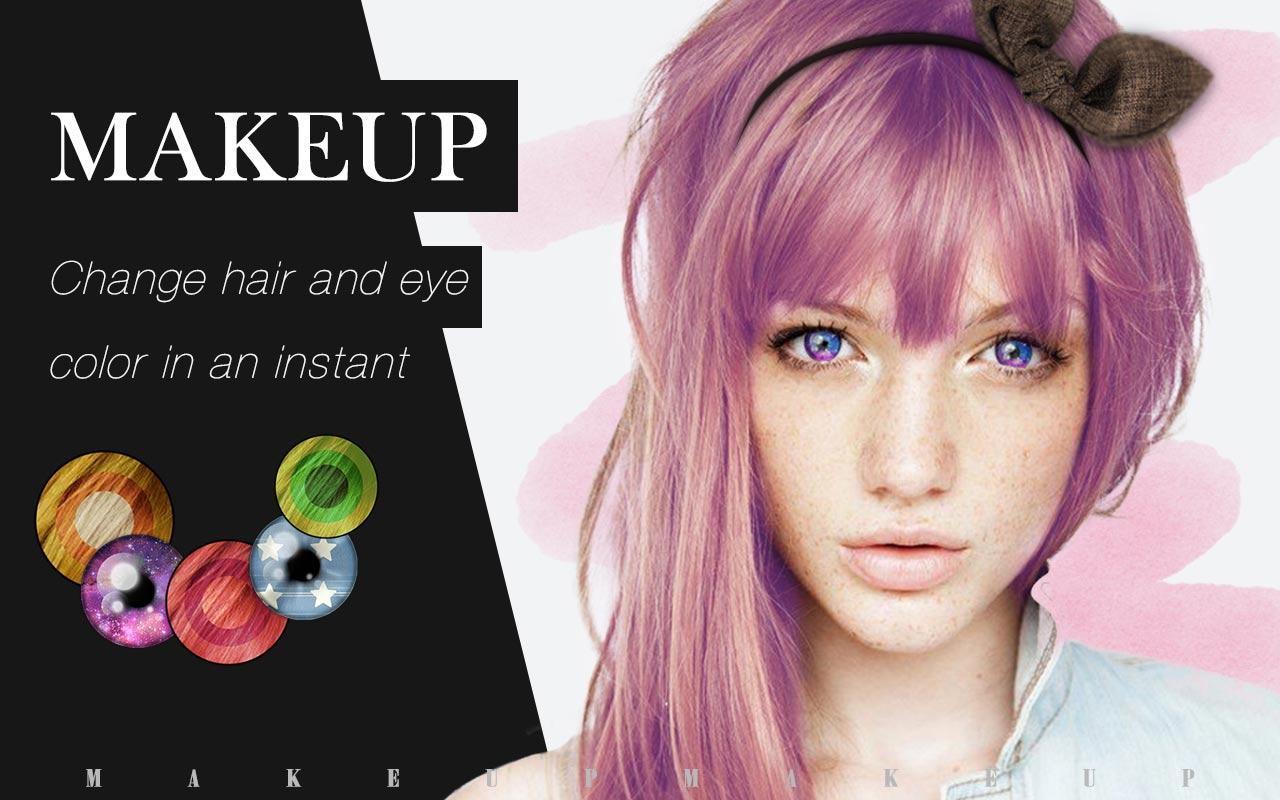 Makeup Cam Color Cosmetic 201 Apk Download Android