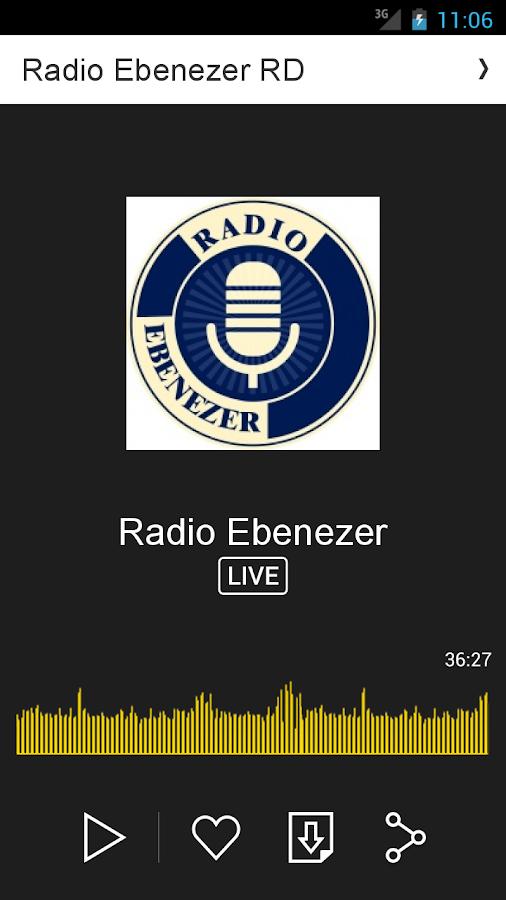 Radio Ebenezer RD 4 7 1 APK Download - Android Communication Apps