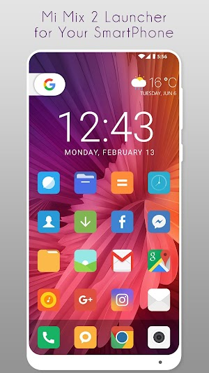 Launcher for Xiaomi Mi Max 2 1 0 APK Download - Android