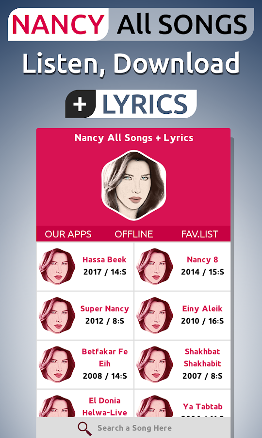 تحميل اغنية يابنات نانسي عجرم mp3