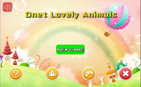 Onet Lovely Animals 1.01 screenshot 1