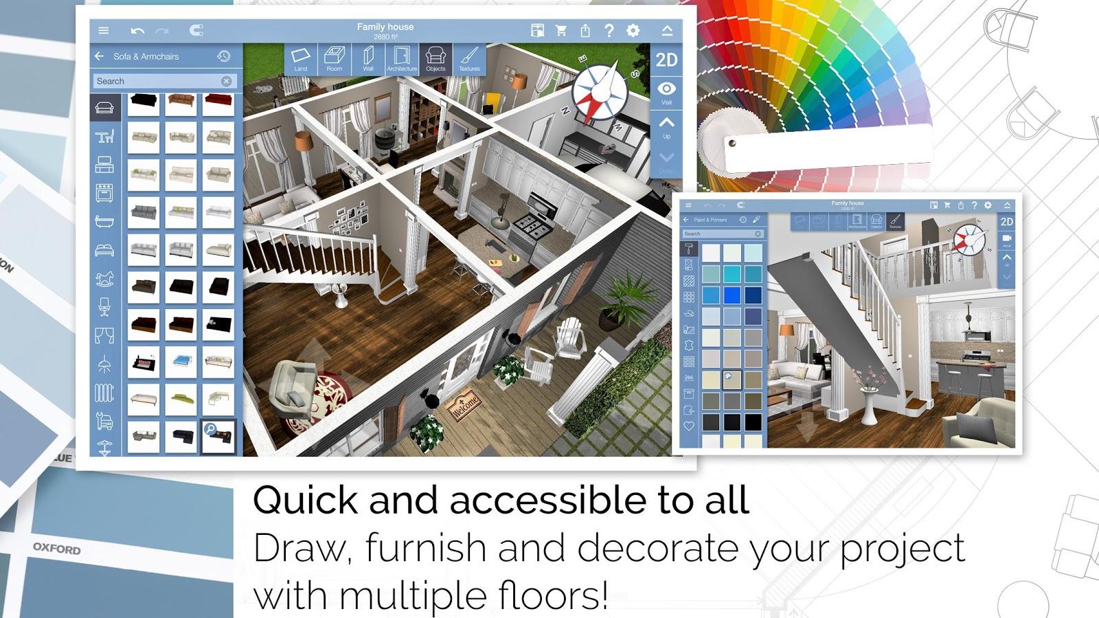 Home Design 3d Freemium 4 2 3 Apk Obb Data File Download