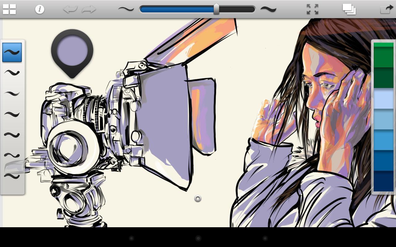 autodesk sketchbook paid apk free download