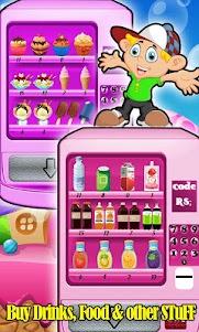 Vending Machine Simulator 1.0 screenshot 1
