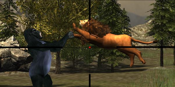 Jungle Sniper Hunter Simulator 1.1 screenshot 22