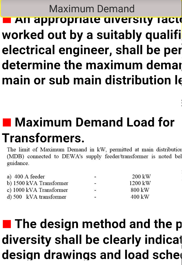 Electrical regulations guide 10 apk download android books electrical regulations guide 10 screenshot 4 greentooth Choice Image
