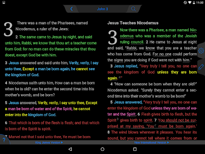 Holy Bible King James + Audio 7.12.4 screenshot 13