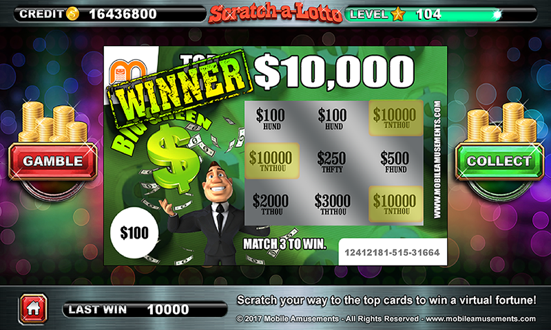 Scratch-a-Lotto Scratch Card Lottery PAID 12 0 APK Download