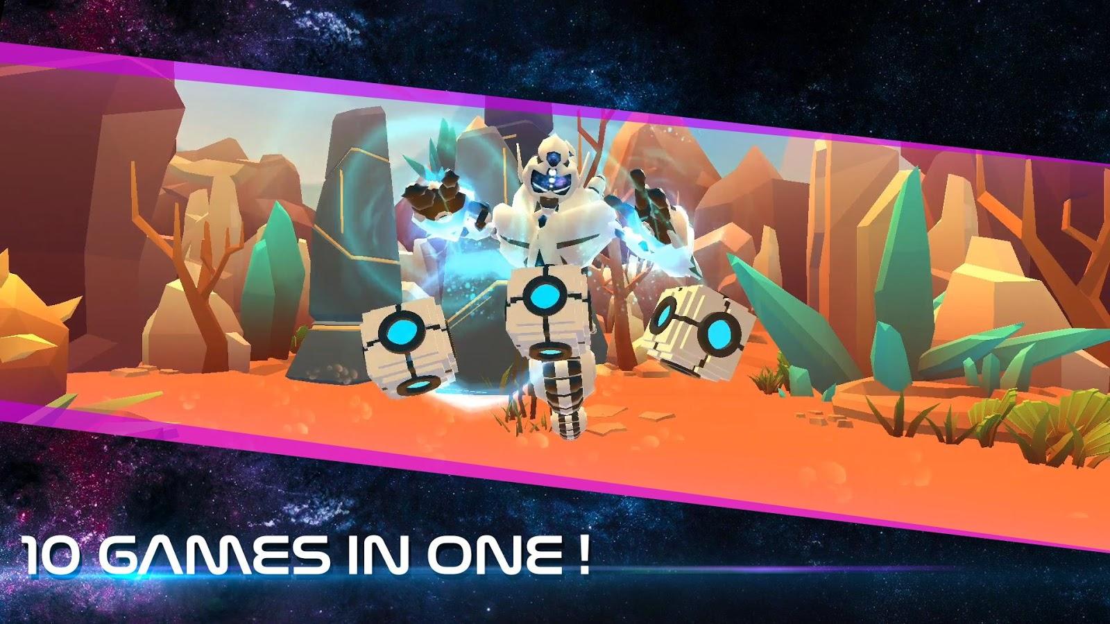 دانلود ECHO VR CARDBOARD MINI GAMES PARTY 1 1 1 1 APK - بازی
