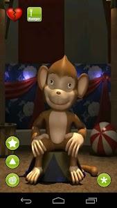 Talking Monkey 8.1 screenshot 5