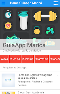 GuiaApp Maricá 2.0.0 screenshot 1