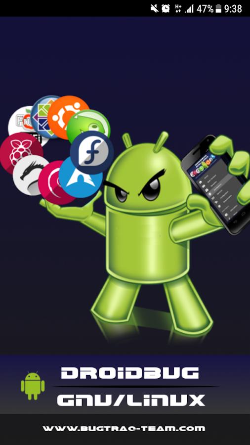 Droidbug GNU/Linux PRO 1 8 APK Download - Android Tools Apps