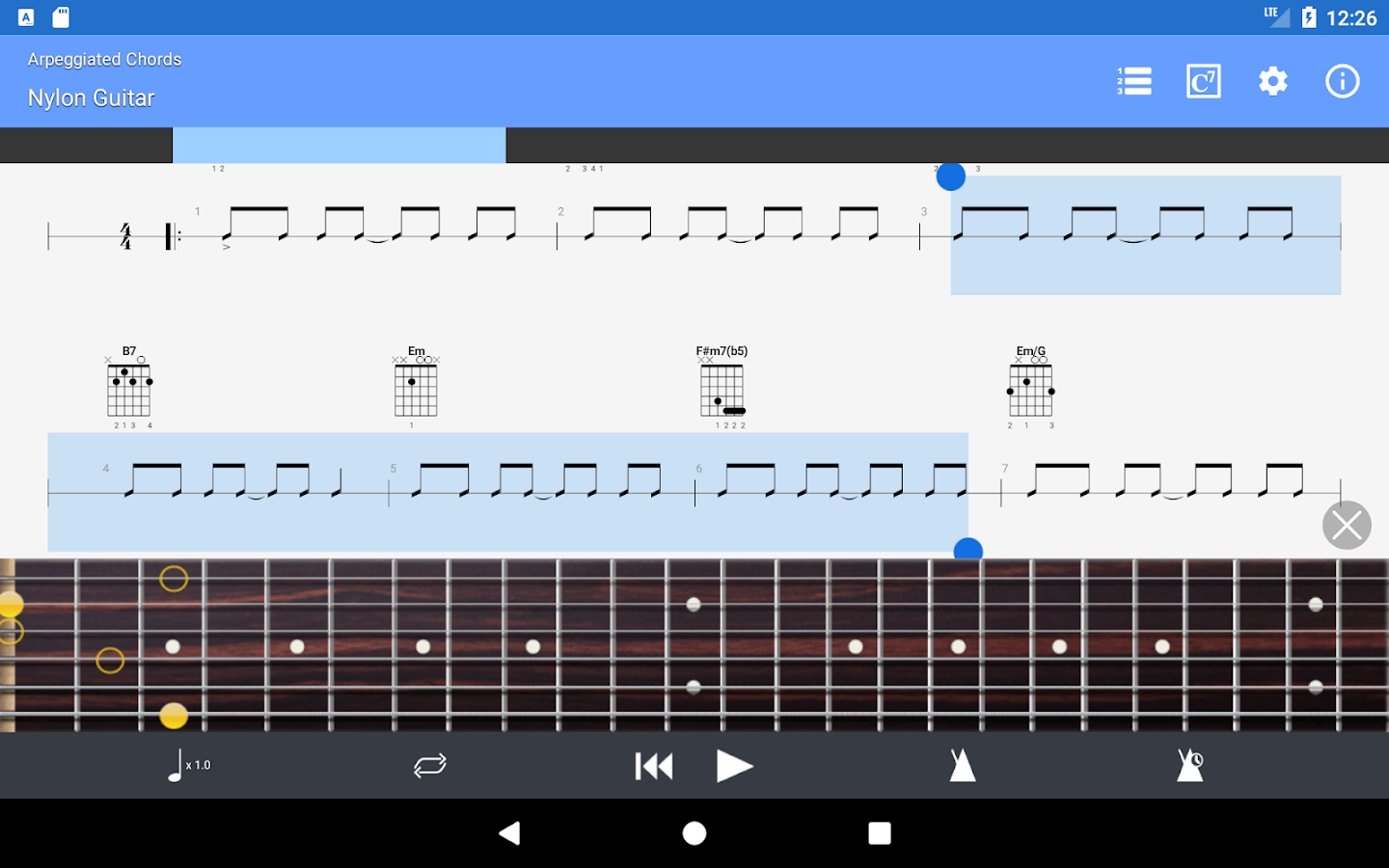 Guitar Pro 162 Apk Download Android Music Audio Apps
