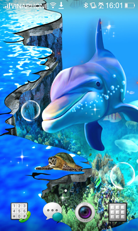 Dolphin Live Wallpaper Hd 4k 1 0 Apk Download Android