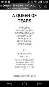 A Queen of Tears 1 5.0 screenshot 1